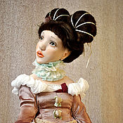 Куклы и пупсы ручной работы. Ярмарка Мастеров - ручная работа Кукла Мадалина. Интерьерная кукла. Handmade.
