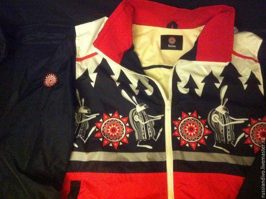 Спортивная одежда ручной работы. Ярмарка Мастеров - ручная работа. Купить Спортивный костюм от RUSSIAN STYLE. Handmade. Спортивный стиль