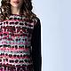 Кофты и свитера ручной работы. Ярмарка Мастеров - ручная работа. Купить Свитшот шелковый. Handmade. Свитшот, футболка, блузка женская