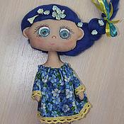"""Куклы и игрушки ручной работы. Ярмарка Мастеров - ручная работа Серия милых куколок """"Девочки бывают разные"""". Handmade."""