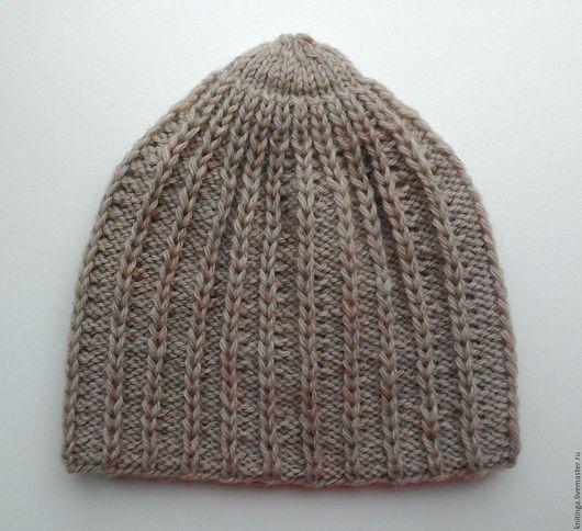 Шапки ручной работы. Ярмарка Мастеров - ручная работа. Купить Вязанная шапка 50-52-54-56 см. Handmade.