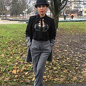 Женский демисезонный костюм в британском стиле