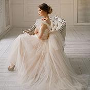 """Одежда ручной работы. Ярмарка Мастеров - ручная работа Платье """"Белый топаз"""".. Handmade."""