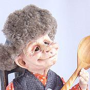 """Куклы и игрушки ручной работы. Ярмарка Мастеров - ручная работа Гном """"Кука"""". Handmade."""