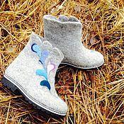Обувь ручной работы handmade. Livemaster - original item Boots