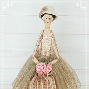 Куклы и игрушки ручной работы. Ярмарка Мастеров - ручная работа Цветочница Карина. Handmade.