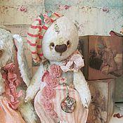 Куклы и игрушки ручной работы. Ярмарка Мастеров - ручная работа Мишка Минт маленький. Handmade.