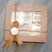 Косметика ручной работы. Ярмарка Мастеров - ручная работа Подарочный набор пробников натурального мыла из 6 штук. Handmade.