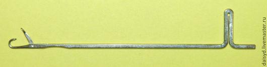 Вязание ручной работы. Ярмарка Мастеров - ручная работа. Купить Иглы для вяз. машин 4 класса Silver Lecle (Knitmaster 160). Handmade.