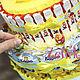 Кулинарные сувениры ручной работы. Заказать Торт из Барни и киндеров в школу садик на выпускной. Ника Окунева 'ZEFIRKI'. Ярмарка Мастеров.