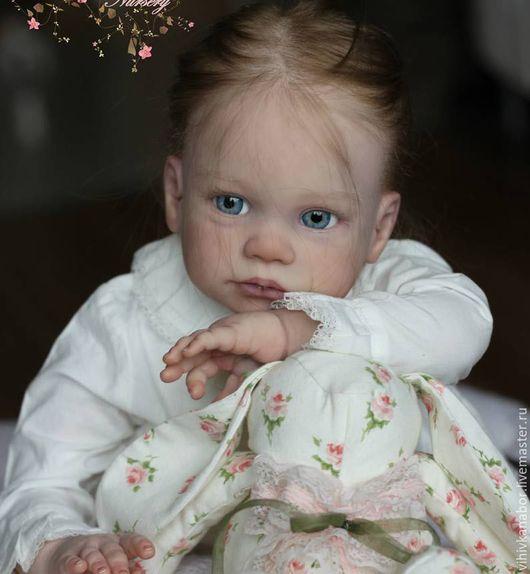 Куклы и игрушки ручной работы. Ярмарка Мастеров - ручная работа. Купить №1 Gabriela от Regina Swialkowski с торсом.. Handmade. Gabriela