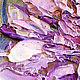 """Картины цветов ручной работы. """"Букет Пятничных Пионов"""" авторская картина маслом. ЯРКИЕ КАРТИНЫ Наталии Ширяевой. Интернет-магазин Ярмарка Мастеров."""