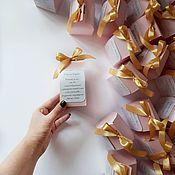 Подарки ручной работы. Ярмарка Мастеров - ручная работа Бонбоньерки и коробочки. Handmade.