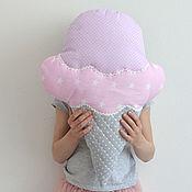 Для дома и интерьера ручной работы. Ярмарка Мастеров - ручная работа Подушка мороженое. Handmade.