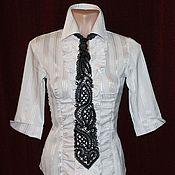 Аксессуары handmade. Livemaster - original item Tie a SPECIAL CASE of the Vologda Vyatka lace. Handmade.