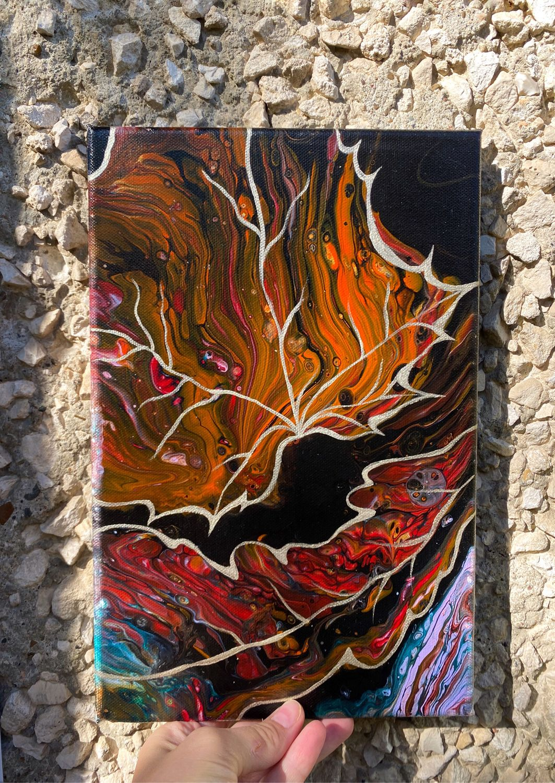 Картина «Осень», Картины, Шуя,  Фото №1