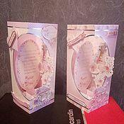 Открытки ручной работы. Ярмарка Мастеров - ручная работа Открытки: Поздравительные открытки. Handmade.