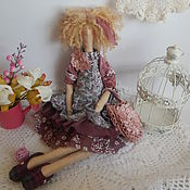 Куклы и игрушки ручной работы. Ярмарка Мастеров - ручная работа Бохо Мармелад. Handmade.