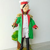 handmade. Livemaster - original item Portrait doll KUTUZOV author`s doll. Handmade.