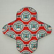 """Белье ручной работы. Ярмарка Мастеров - ручная работа Многоразовая прокладка женская """"Hippie style"""" легкая. Handmade."""