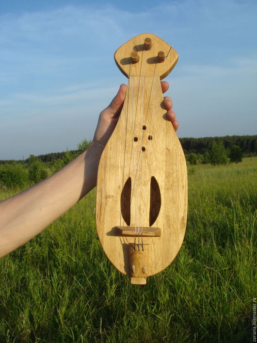 Струнные инструменты ручной работы. Ярмарка Мастеров - ручная работа. Купить Гудок  славянский со смычком. Handmade. Скрипка