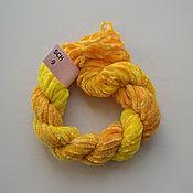 Материалы для творчества handmade. Livemaster - original item Silk chenille (no. №09). Handmade.