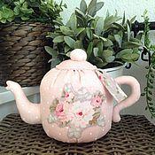 Для дома и интерьера handmade. Livemaster - original item teapot. Handmade.