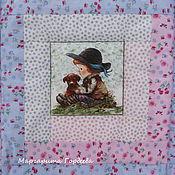 Для дома и интерьера ручной работы. Ярмарка Мастеров - ручная работа Детское лоскутное одеяло Sweet Dreams. Handmade.