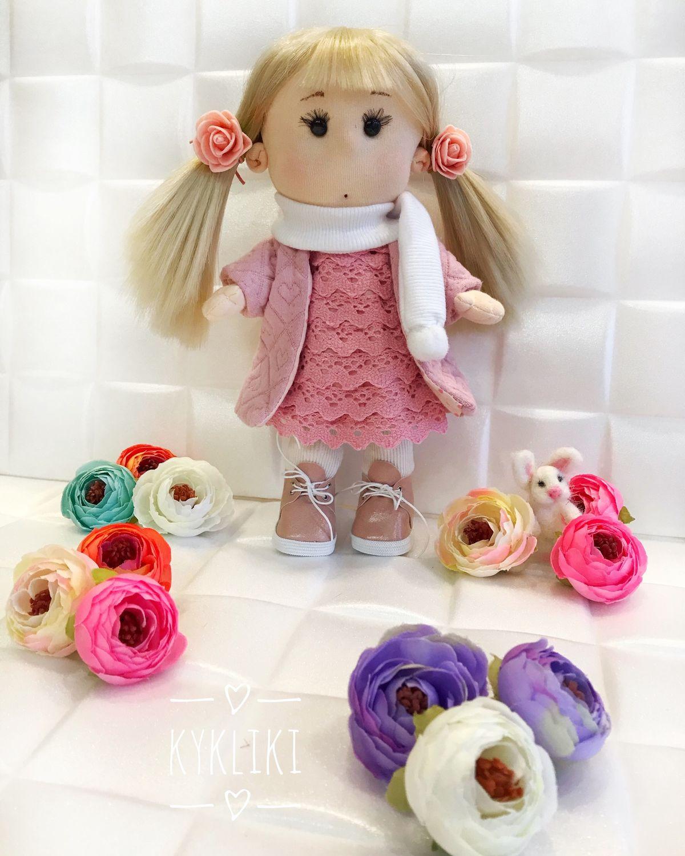 Кукла текстильная, Вальдорфские куклы и звери, Санкт-Петербург,  Фото №1