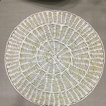 Для дома и интерьера ручной работы. Ярмарка Мастеров - ручная работа Подставки под тарелки. Handmade.