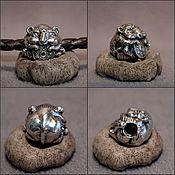 Материалы для творчества handmade. Livemaster - original item Hamster charm. Handmade.