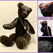 """Куклы и игрушки ручной работы. Ярмарка Мастеров - ручная работа Медведь из натурального меха """"Хези"""". Handmade."""