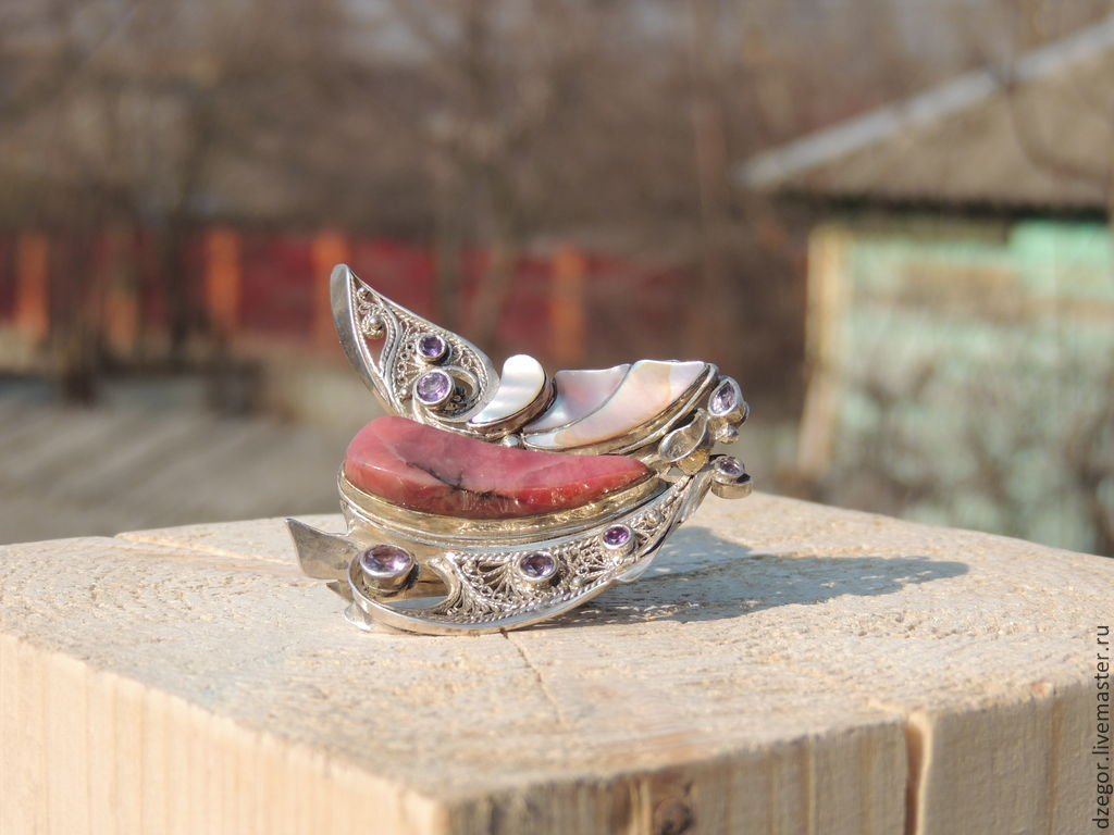 Кольцо «Бабочка», Кольца, Кашира, Фото №1