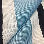 Материалы для творчества handmade. Livemaster - original item Horizontal stripe pique-8. Handmade.