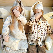 Куклы и игрушки handmade. Livemaster - original item The angels of dreams. Handmade.