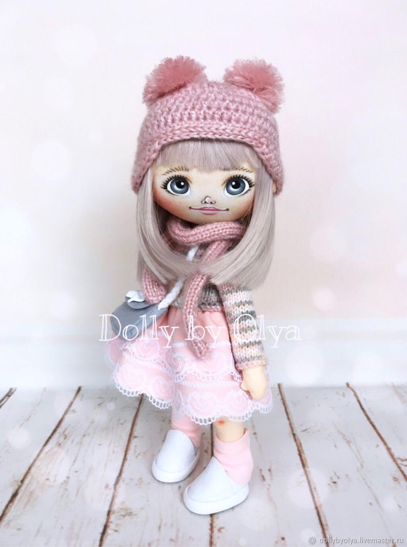 Кукла текстильная ручной работы, Портретная кукла, Нижний Новгород,  Фото №1