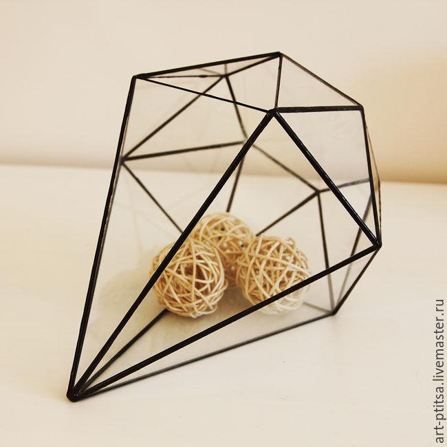 """Флорариум для растений  """"Бриллиант""""(Арт. 022)"""