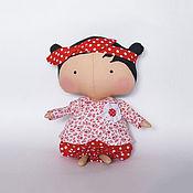 Куклы и игрушки ручной работы. Ярмарка Мастеров - ручная работа Тильда-кукла SWEET HEART.. Handmade.