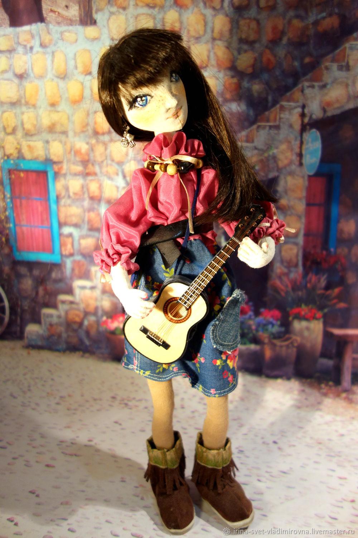 Кантри-певица Аурика, Будуарная кукла, Москва,  Фото №1