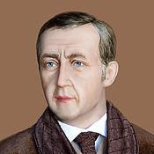 Куклы и игрушки ручной работы. Ярмарка Мастеров - ручная работа Шерлок Холмс. Handmade.