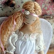 Куклы и игрушки ручной работы. Ярмарка Мастеров - ручная работа Ангел любви, света и добра!. Handmade.