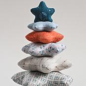 Подарки к праздникам handmade. Livemaster - original item Christmas tree made of patchwork fabric. Handmade.