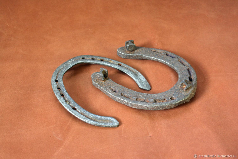 Forged worn horseshoe, Fun, Permian,  Фото №1