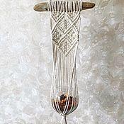 Цветы и флористика handmade. Livemaster - original item Suspension for flowers. Handmade.