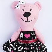 Куклы и игрушки ручной работы. Ярмарка Мастеров - ручная работа Ми-мишка Энн. Handmade.