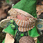 Куклы и игрушки ручной работы. Ярмарка Мастеров - ручная работа Лесной фей. Handmade.