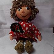 Куклы и игрушки ручной работы. Ярмарка Мастеров - ручная работа Домовенок Кузьма. Handmade.