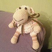 Куклы и игрушки ручной работы. Ярмарка Мастеров - ручная работа Овечка Ванилька. Handmade.