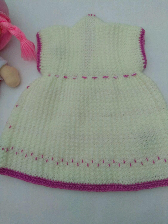 Платье сарафан для малышки
