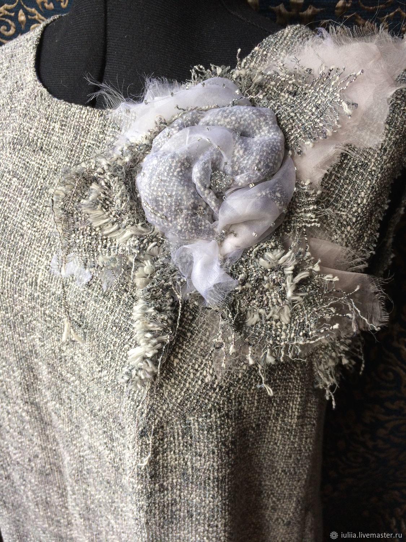 """Платье из хлопка """"Восхитительный мешок"""", Платья, Новосибирск,  Фото №1"""